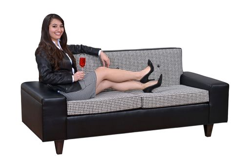 Custom Made Audry Apartment Sofa