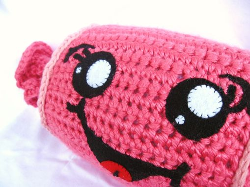 Custom Made Happy Bubblegum/Candy Plushie