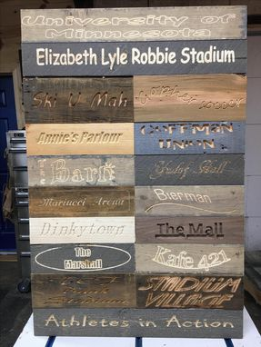 Custom Made Personalized Wall Art