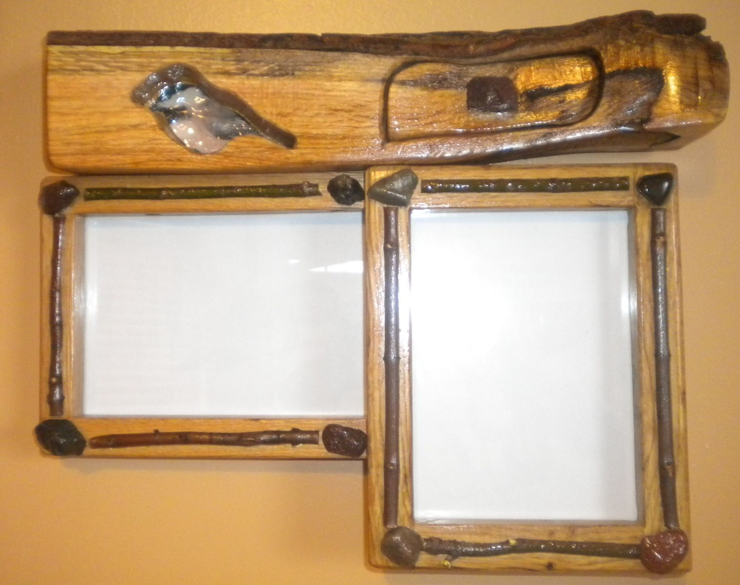 Hand Made Rustic Frames-Various Sizes by Woodworks By Sullivan ...
