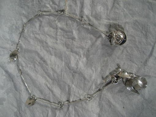 Custom Made Sterling Silver Necklace