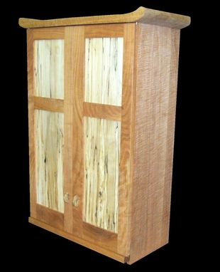 Custom Made Jewelry Cabinet