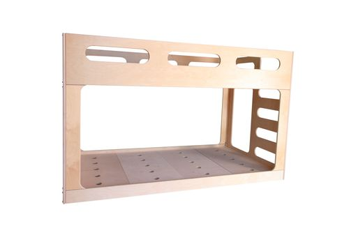 Custom Made Low Bunk Bed