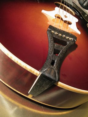 Custom Made Zorzi Venician Arch-Top Guitar
