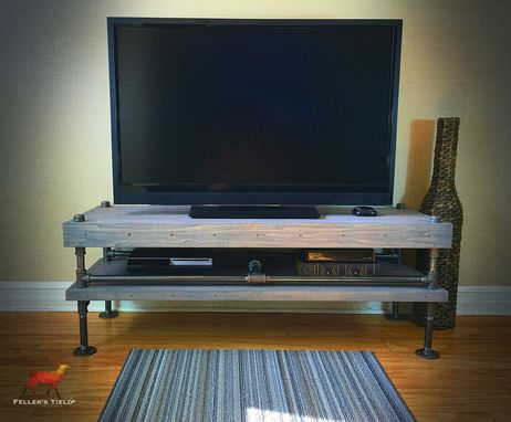 Custom Made Cornerstone Console In Tv Stand Form