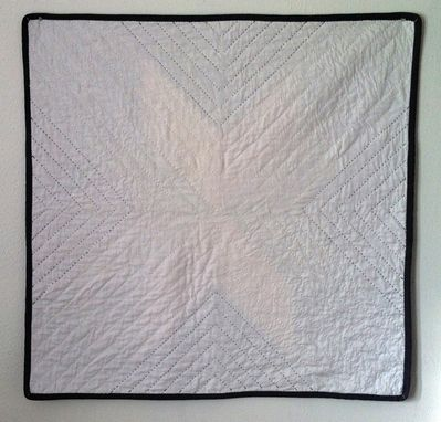 Custom Made Handcrafted Hand Quilted Star Quilt