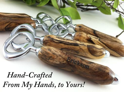 Custom Made Personalized Engraved Groomsmen, Father Of The Bride Gifts