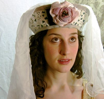 Custom Made Renaissance Bridal Headpiece