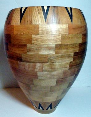 Custom Made Large Vase, Acoma Style