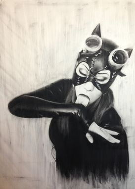 Custom Made Charcoal Drawings
