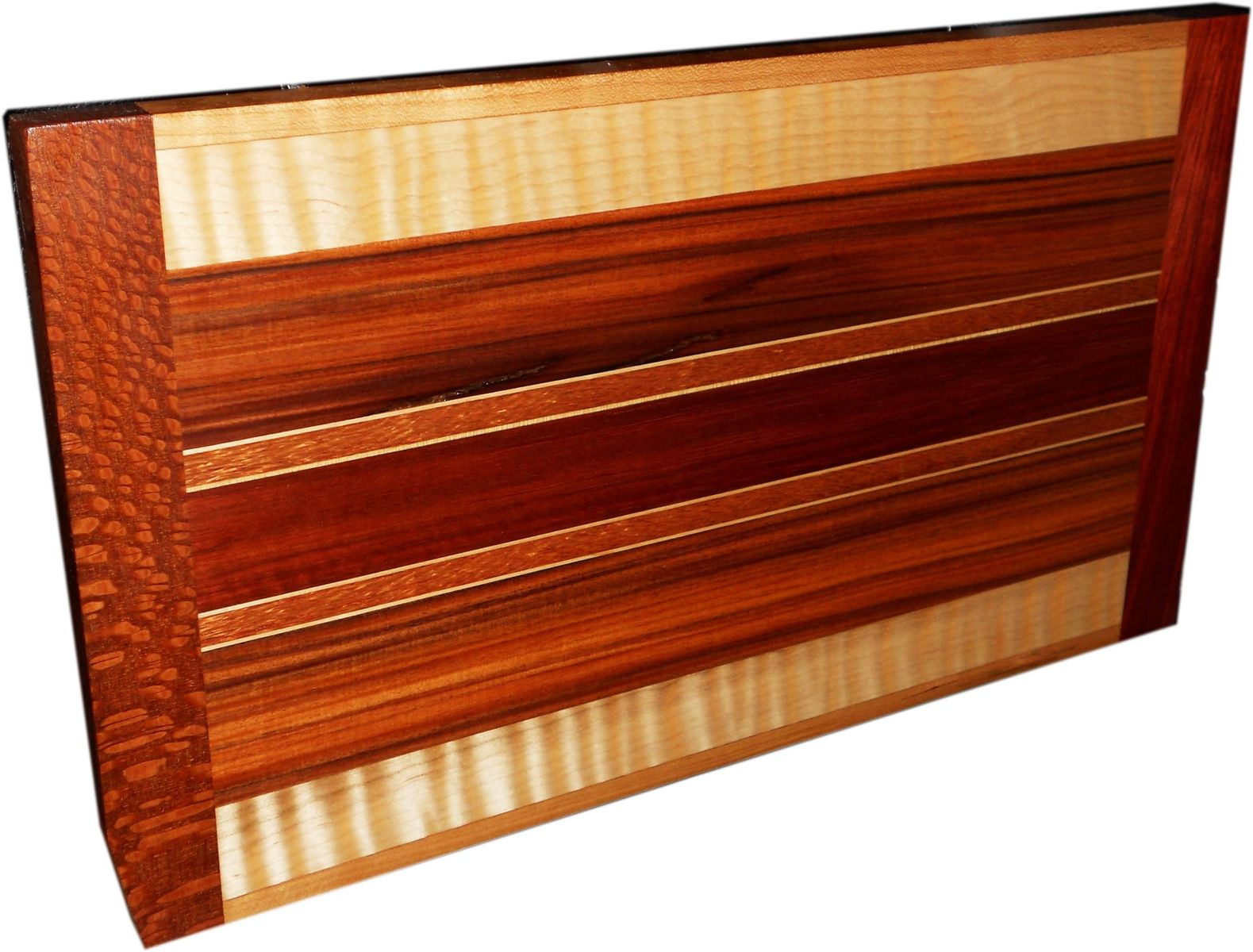 Buy A Hand Made Exotic Wood Cutting Board Double Sided