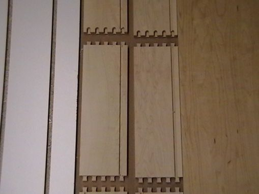 Custom Made Dovetail Joints