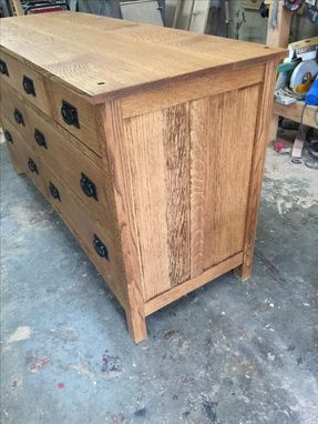 Custom Made Arts & Craft Dresser