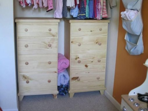Custom Made Childs Chest Of Drawers