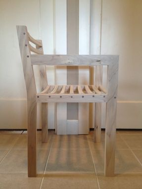 Custom Made Line Arm Chair