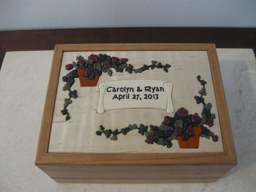 Custom Made Custom Wedding Gift