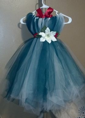 Custom Made Miniture Bride Or Flower Girl Dresses