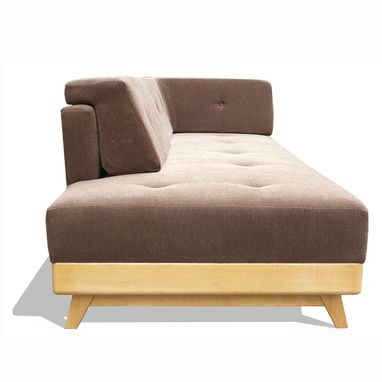 Custom Made Platform Sofa