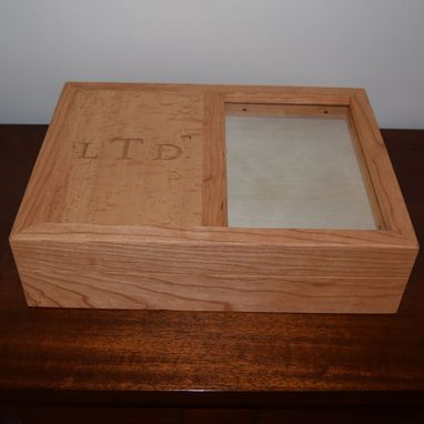 Custom Made Keepsake Box Or Memories Shadow Box