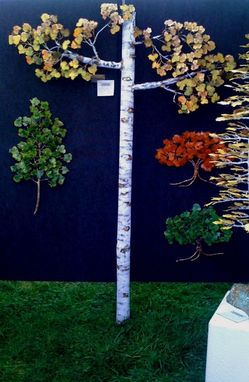 Custom Made Life-Size Aspen Tree