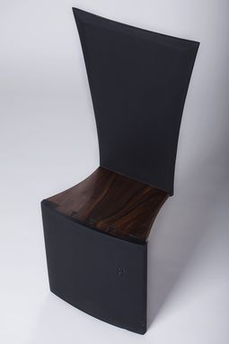 Custom Made One Legged  Dovetailed Chair