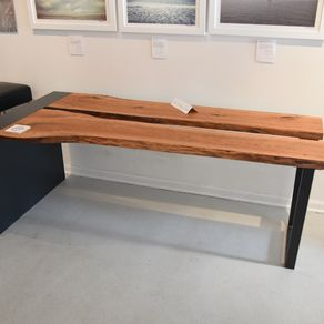 Live Edge Dining Tables | CustomMade com