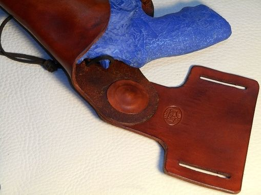 Custom Made Drop Holster