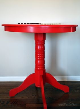 Custom Made Nancy - Pub Table