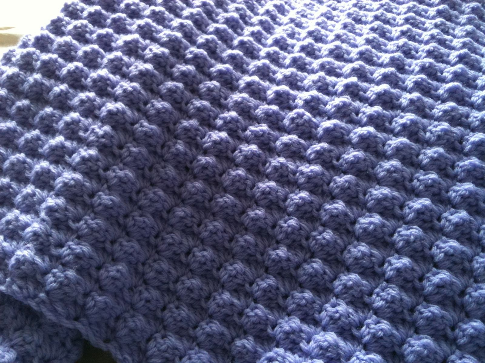 Hand Made Custom Crochet Baby Blankets by GemFOX | CustomMade.com