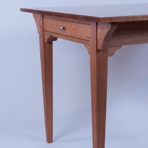 Handmade Cherry, French Country Kitchen Table by J.F. ...