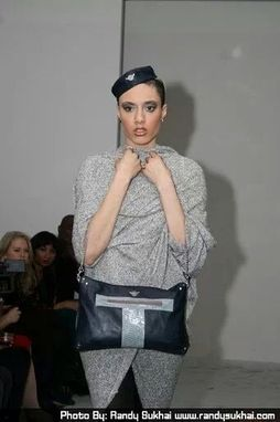 Custom Made Clutch/Shoulder Bag And Pillbox Hat