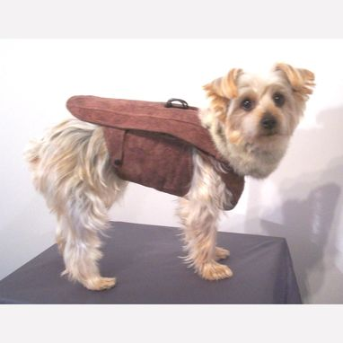 Custom Made Dog Coat And Harness