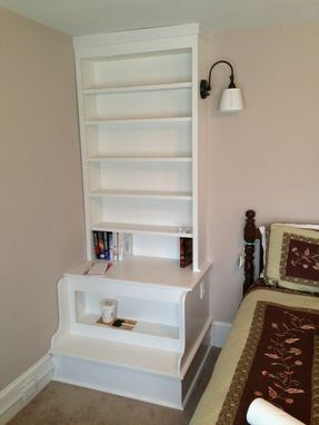 Custom Made Custom Shelving And Built Ins