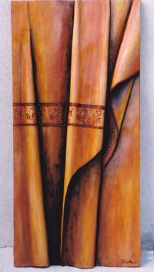 Custom Made Carved Paintings