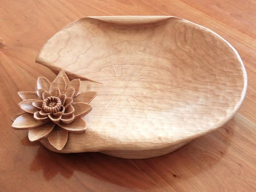 Custom Made Lily Pad Bowl
