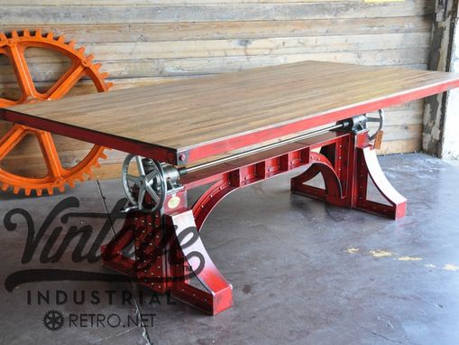 Custom Made Bronx Conference Table
