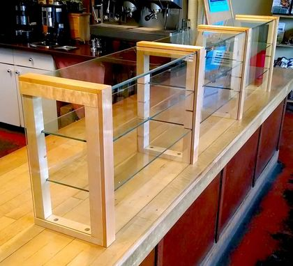 Custom Made Display Case - Modular And Expandable