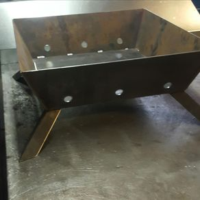 Custom Outdoor Firepits Grills Custommadecom