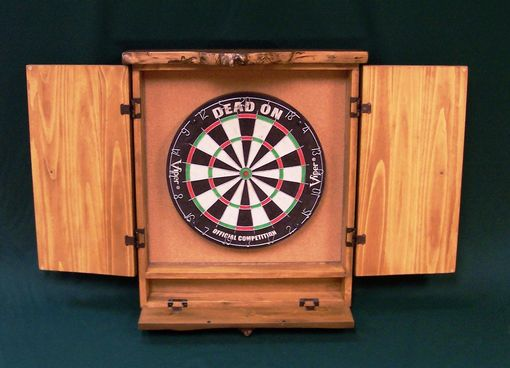 Custom Made Rustic Pool Table Accessories