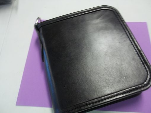 "Custom Made #290 Small Square ""Black"" Pistol Case"