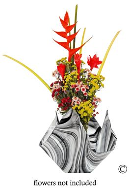 Custom Made Jezebel Radiance Vases