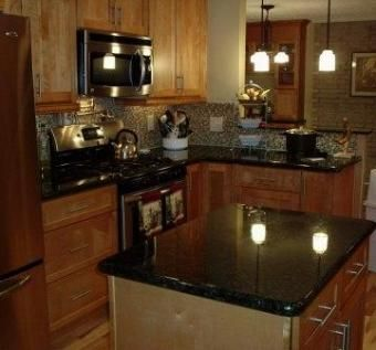 Custom Made Kitchen Remodel