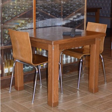 Custom Made Public Works - Restaurant Tables
