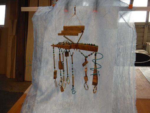 Custom Made Crazy Bead Wind-Chime