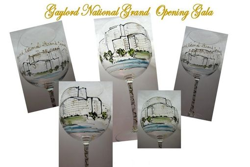 Custom Made Gaylord National Grand Hotel Opening