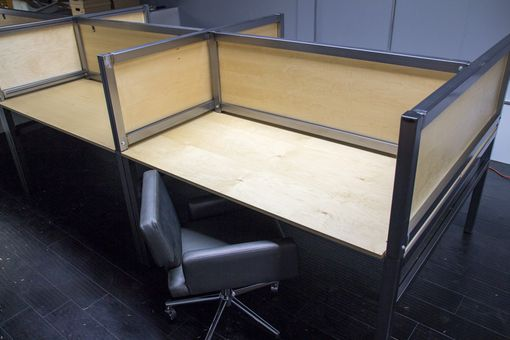 Custom Made Industrial Office Cubicles