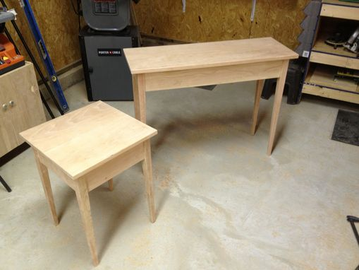Custom Made Sofa Table