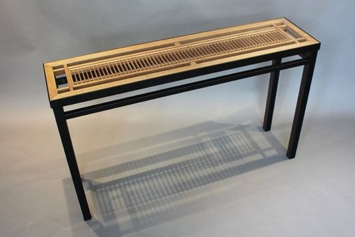 Custom Made Medium Size Japanese Console Table