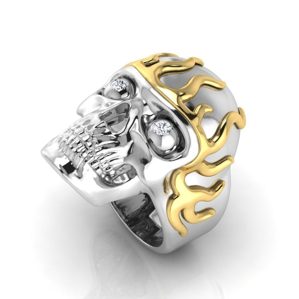 Custom Biker Rings  Design Your Own Motorcycle Club Ring  CustomMade.com