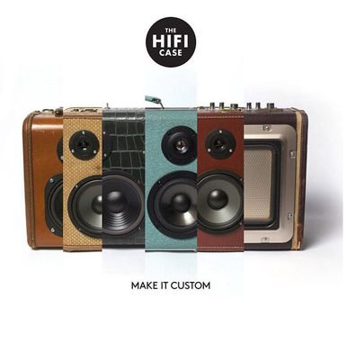 Custom Made The Hifi Case - Get It Custom